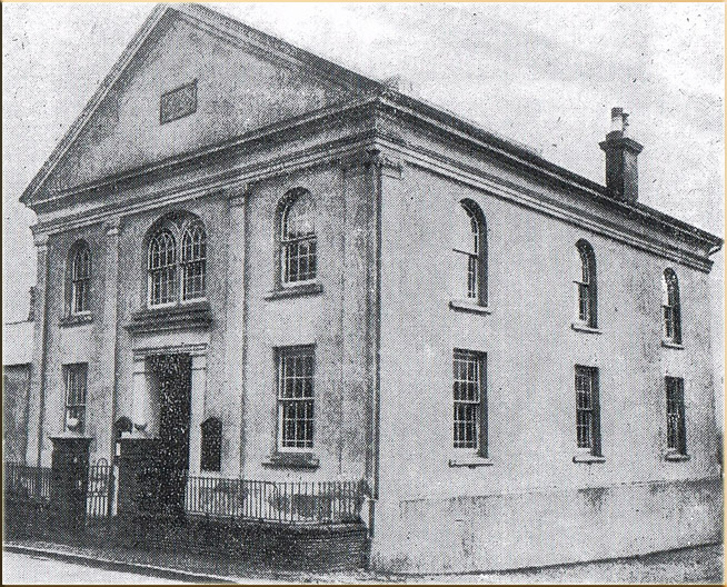 Gadlys Chapel Aberdare