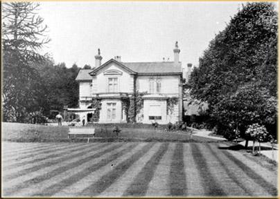 Maesyffynon House
