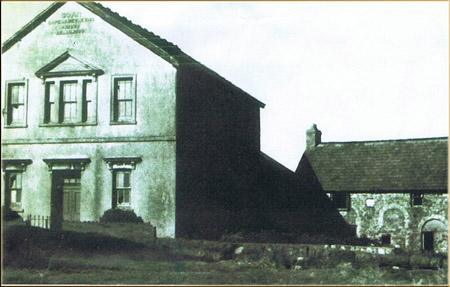 Soar Chapel Penderyn