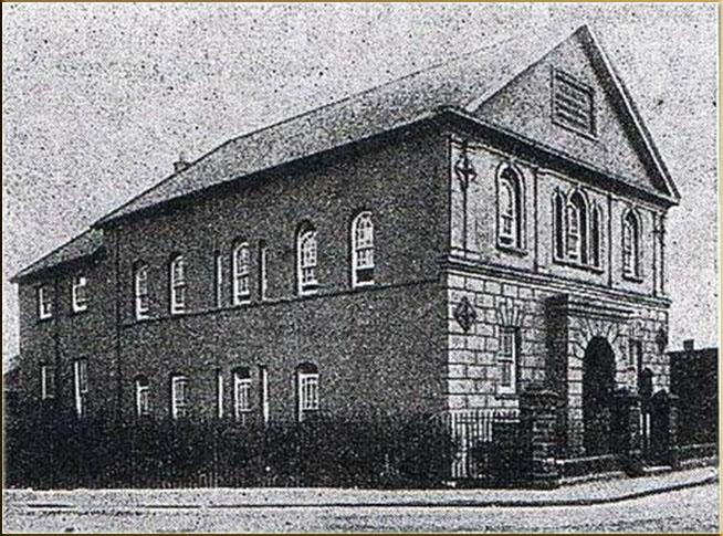 Nazareth Chapel Aberdare