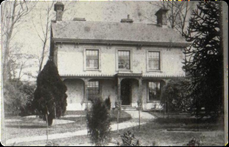 Ynyscynon House