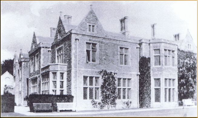Miskin Manor around 1920's