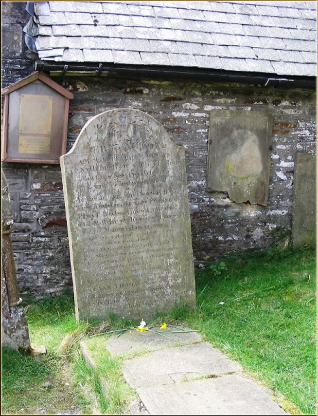 Guto Nyth Bran Grave