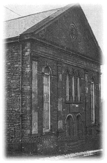 Gwawr Aberaman (Regent St, Aberaman)