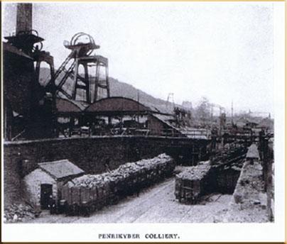 Penrikyber Colliery