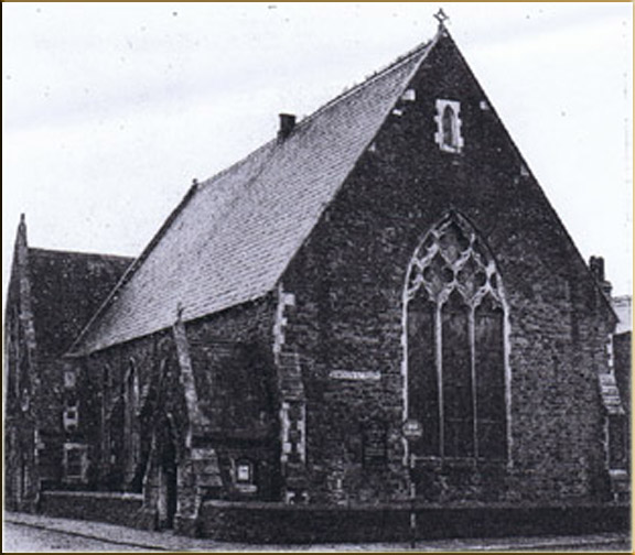 Tabernacle Church Aberdare