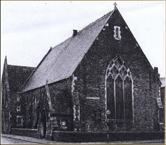 Tabernacle Church Aberdare