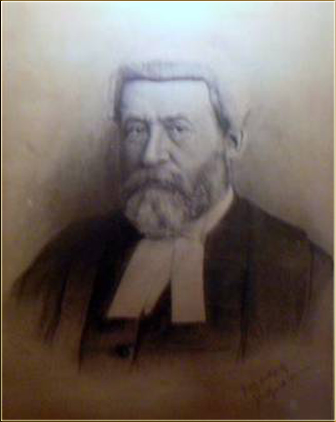 Judge Gwilym Williams