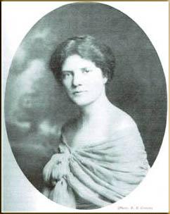 Margaret Haig Thomas aged 20