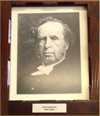 Rev John Griffith