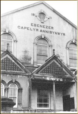 Ebenezer Church, Trecynon, Aberdare