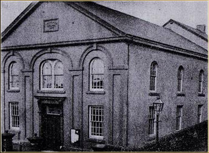 Ynyslwyd Chapel