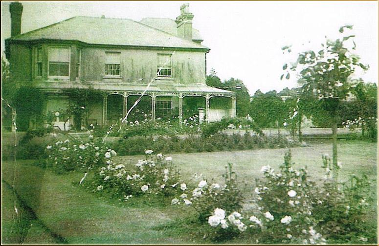 Plasnewydd House Llwydcoed