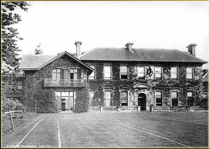 A Theological College at Aberdare