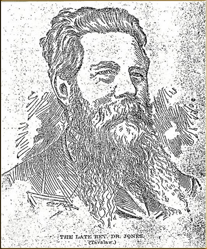 Thomas Gruffydd Jones