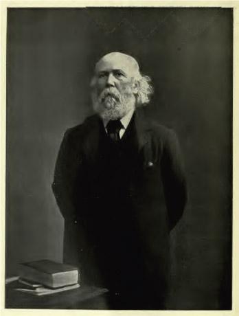 W.T. Lewis taken in 1902