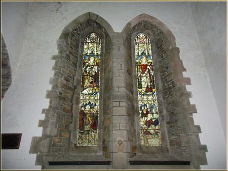 St Elvan & St Tudful St Issell's Church Saundersfoot