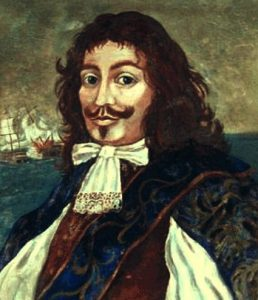 Sir Henry Morgan Buccaneer 1635 - 1688