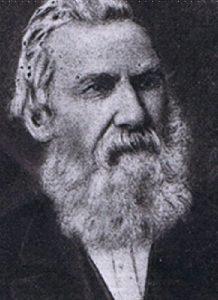 Benjamin Evans 1816 - 1886
