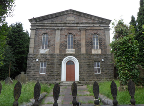 Picture of Heolyfelin Church, Mill Street, Trecynon