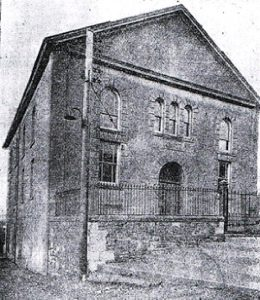 Picture of Ramoth Chapel, Hirwaun