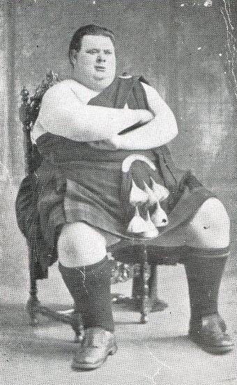Charlie Dunbar 1901 - 1925