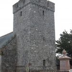 St Cynog Church