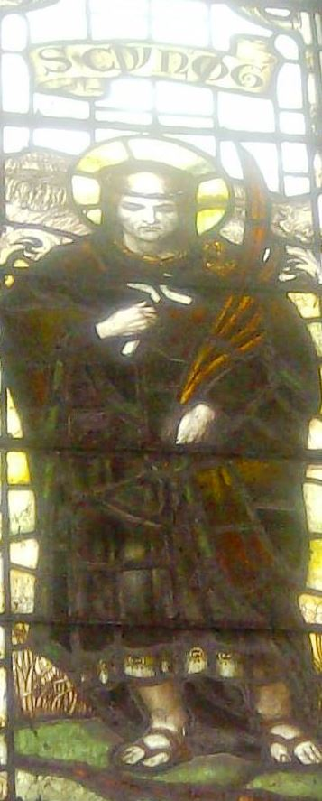 St Cynog, Brecon Cathedral