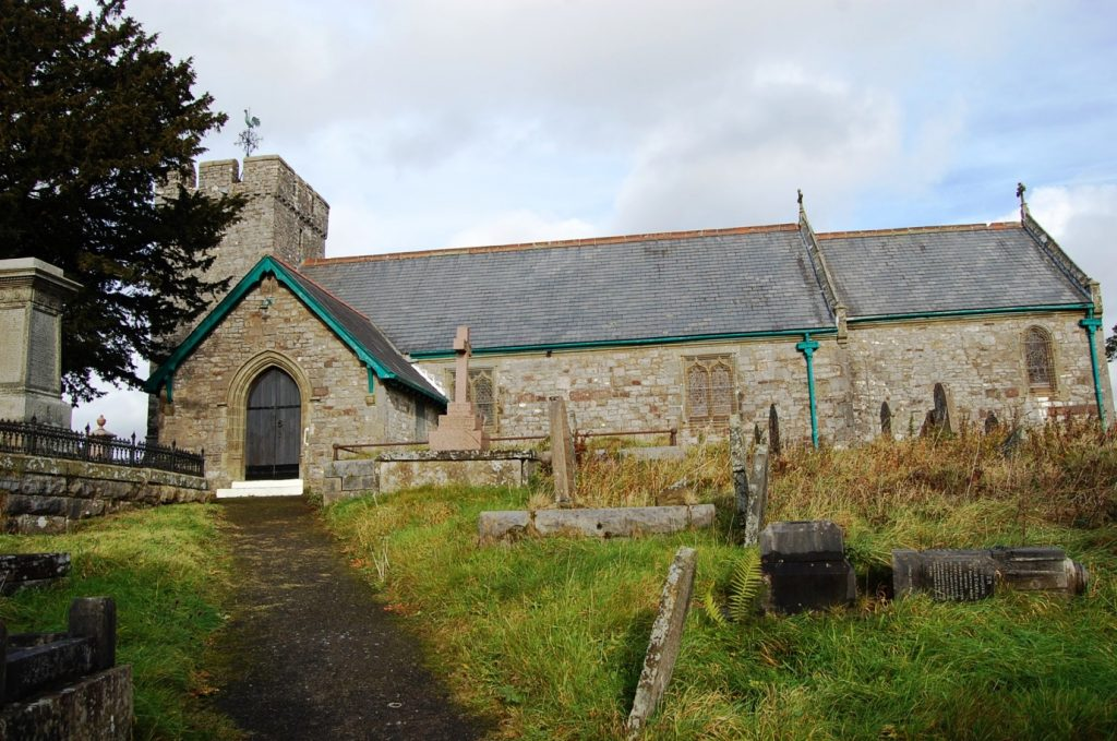 St Cynog's Church Penderyn