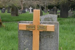 Picture of the grave of Dan Isaac Davies