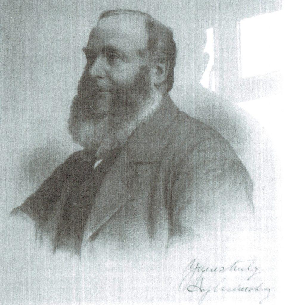 Mr Henry Crawshay 1812 - 1879
