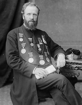 Rev. J. Cadvan Davies