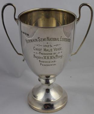 Hirwaun Eisteddfod 1923