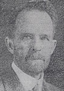 Picture of Dr. Thomas Hunt Morgan