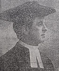 Picture of Rev. E. Killin Roberts