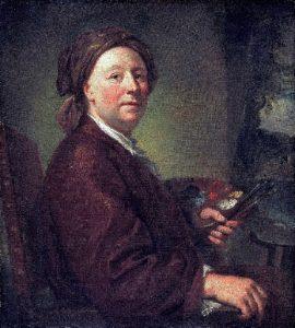 Portrait of Richard Wilson