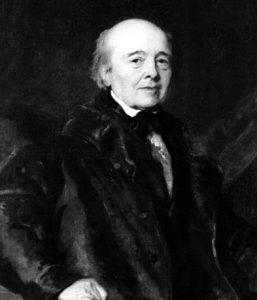 Portrait of John Nash