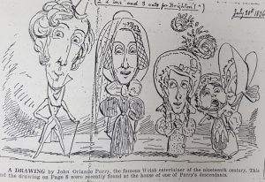 More sketches by John Orlando Parry