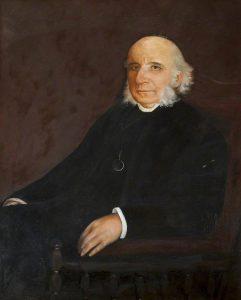 Portrait of John Griffiths