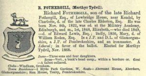 Richard Fothergill II