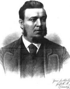 Picture of Griffith Rhys Jones (Caradoc)