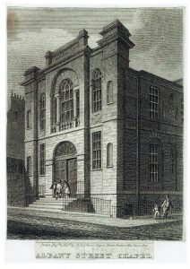 Picture of Albany Chapel, London