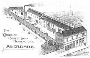 Picture of the Cambrian Lamp Works