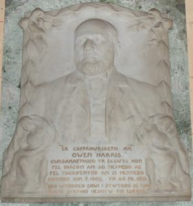 Picture of Memorial to Owen Harris