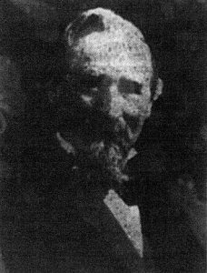 Picture of Rev J. Grawys Jones