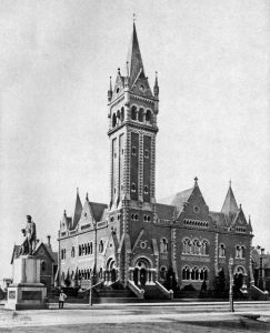 Picture of St Michael's Church, Collins St, Melbourne