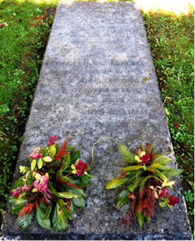 Picture of Judge Gwilym Williams Grave