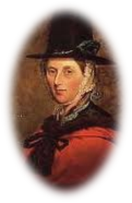 Portrait of Lady Llanover