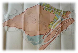 Picture of Plan of Ynyscynon Farm and House