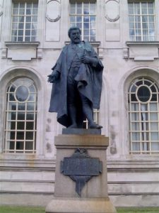 Statute Gwilym Williams